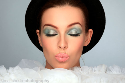 London Beauty Photographer - Carolinen Royce